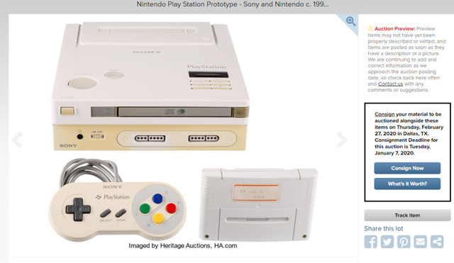 Chiếc Nintendo PlayStation cổ cực hiếm có giá cao ngất ngưởng 7,1 tỷ đồng - Ảnh 2.