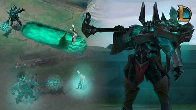Riot Games tiết lộ rằng Mordekaiser từng có khả năng du hành thời gian, đẩy đối thủ về tận mùa 2 - Ảnh 1.