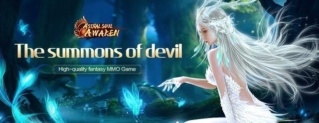 Astral Soul Awaken, MMORPG phong cách Fantasy chính thức ra mắt tại Đông Nam Á - Ảnh 1.