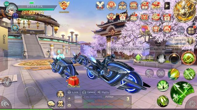 Astral Soul Awaken, MMORPG phong cách Fantasy chính thức ra mắt tại Đông Nam Á - Ảnh 5.