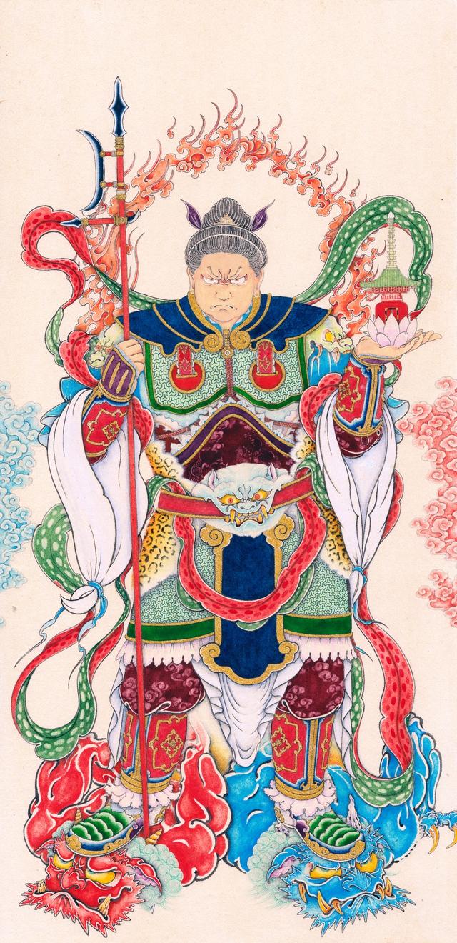 Shichifukujin – Thất Phúc Thần mang may mắn cho mọi người trong văn hóa Nhật Bản - Ảnh 4.