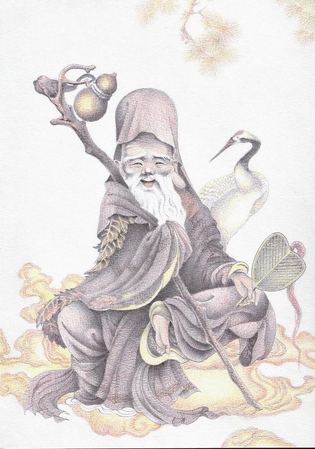 Shichifukujin – Thất Phúc Thần mang may mắn cho mọi người trong văn hóa Nhật Bản - Ảnh 6.