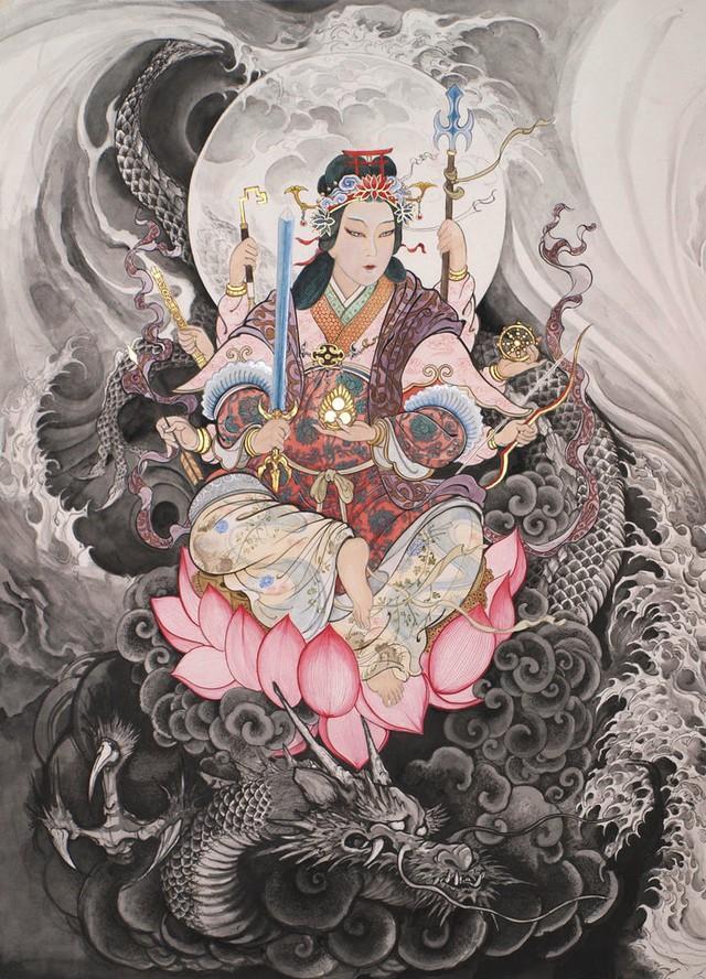 Shichifukujin – Thất Phúc Thần mang may mắn cho mọi người trong văn hóa Nhật Bản - Ảnh 5.