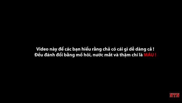 Bất chấp chấn thương, NTN vẫn ra video mới, nhắn nhủ fan: Chẳng có gì là dễ dàng cả, đều đánh đổi bằng mồ hôi, nước mắt và thậm chí là MÁU - Ảnh 6.
