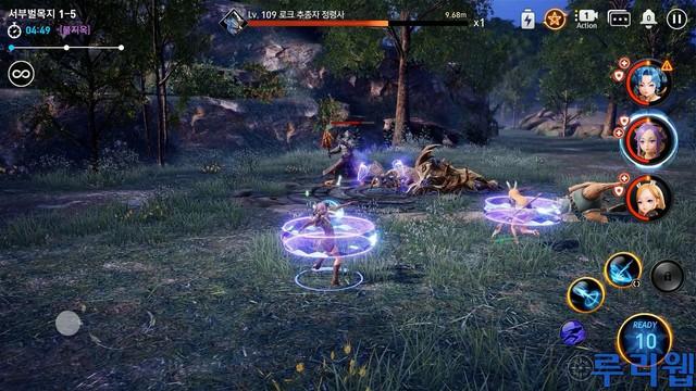 TERA Hero - Siêu phẩm MMORPG xứ Hàn sử dụng Unreal Engine 4 lộ ngày ra mắt - Ảnh 5.
