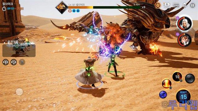 TERA Hero - Siêu phẩm MMORPG xứ Hàn sử dụng Unreal Engine 4 lộ ngày ra mắt - Ảnh 6.