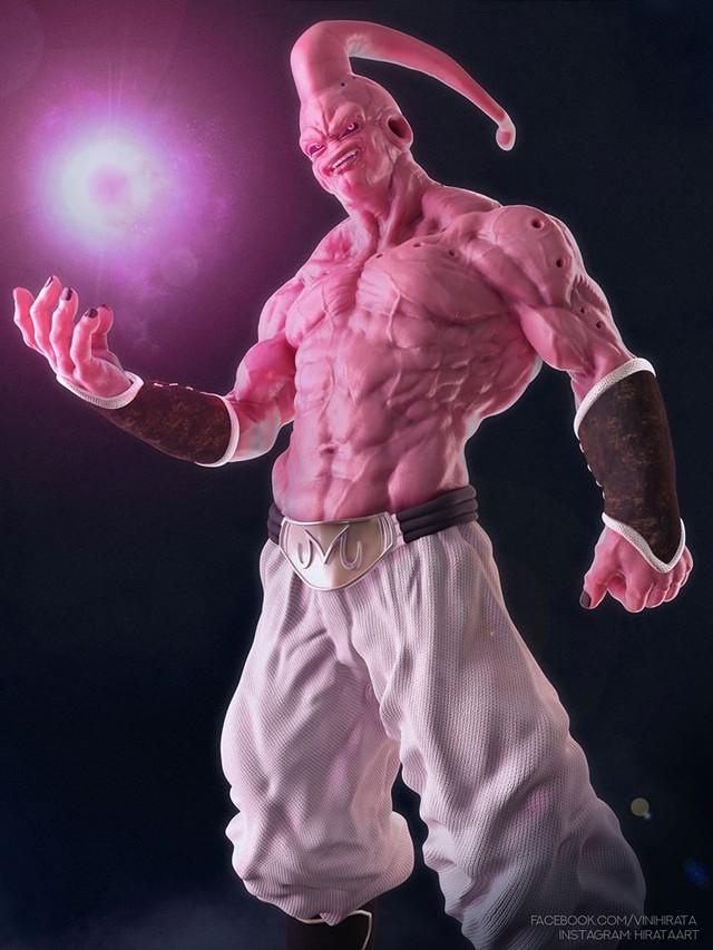Dragon Ball: Đã mắt khi ngắm Goku và đồng bọn được thể hiện dưới định dạng 3D siêu chất - Ảnh 2.