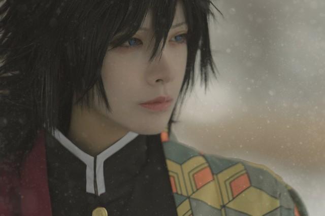 Vừa ngắm vừa sướng khi thấy trai đẹp Kimetsu no Yaiba đẹp long lanh khi bước ra đời thật - Ảnh 1.