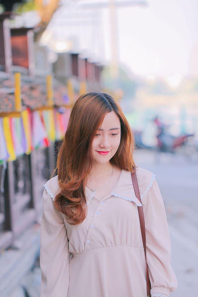 Nữ sinh ĐH Kiểm sát Hà Nội gây thương nhớ với bộ ảnh đồng phục ngành, nhìn phát yêu luôn - Ảnh 7.