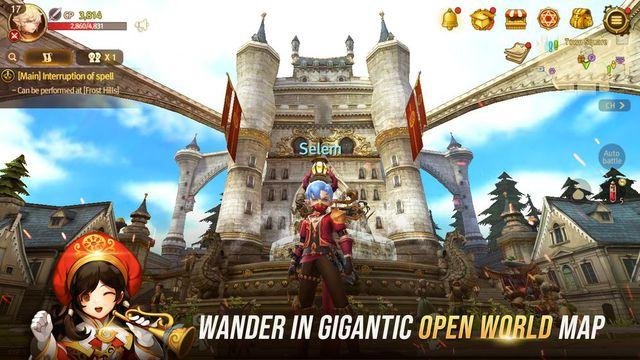 Tựa game mobile hành động đình đám World of Dragon Nest sắp trình làng ở VN - Ảnh 1.