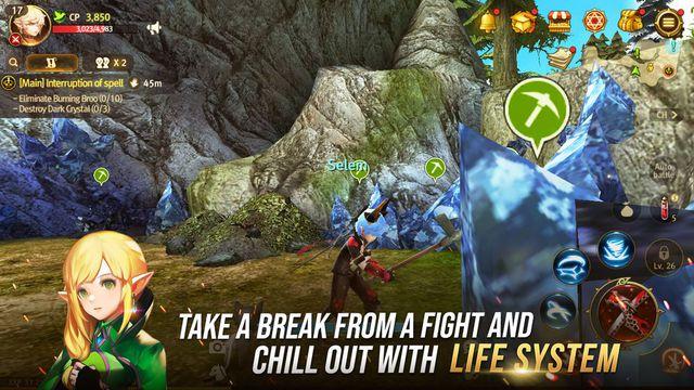 Tựa game mobile hành động đình đám World of Dragon Nest sắp trình làng ở VN - Ảnh 2.