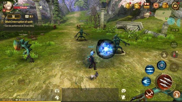 Tựa game mobile hành động đình đám World of Dragon Nest sắp trình làng ở VN - Ảnh 4.