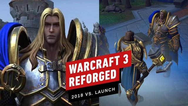 Warcraft 3 Reforged trở thành tựa game có số điểm người dùng Metacritic thấp nhất lịch sử - Ảnh 1.