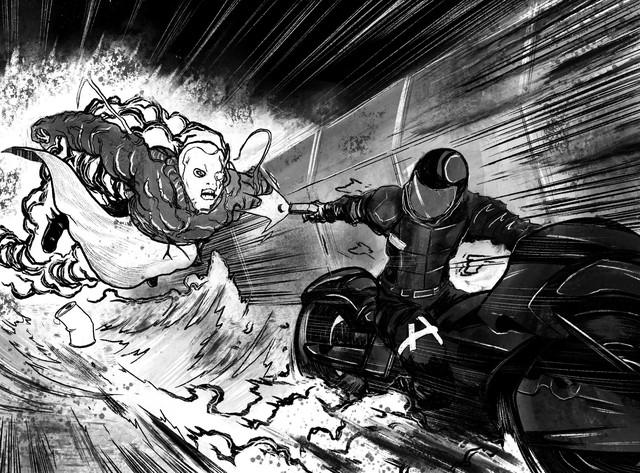 Ám ảnh với những đại dịch virus trong các bộ Manga Horror nổi tiếng - Ảnh 8.