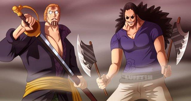 One Piece: 10 cặp đấu cân tài cân sức được các fan mong chờ khi băng Râu Trắng đụng độ băng Roger (P2) - Ảnh 2.
