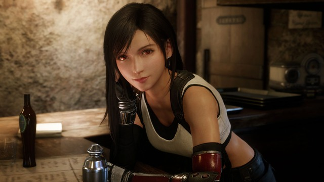 Whether it's a PS4 game, Final Fantasy VII: Remake will have stunningly sized install sizes up to over 100GB - Photo 3.
