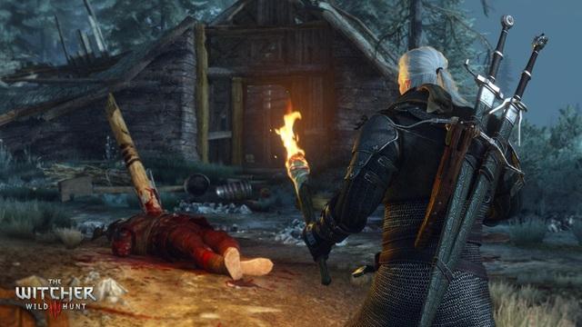 Đố bạn biết đâu là 5 vũ khí mạnh nhất trong The Witcher 3 ? - Ảnh 2.