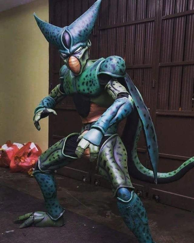 Tổng hợp loạt ảnh cosplay Dragon Ball chất lừ khiến ai xem cũng mê - Ảnh 22.
