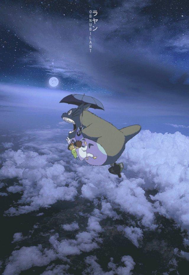 Từ Goku cho tới Naruto đều chân thực một cách khó tin khi yếu tố 2D được đặt trên bối cảnh thực tế - Ảnh 18.