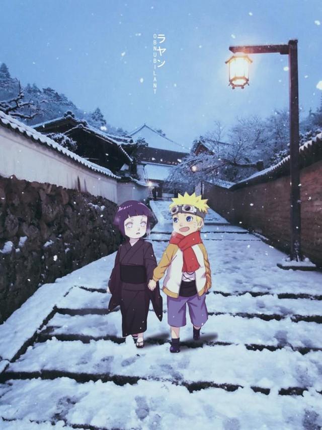 Từ Goku cho tới Naruto đều chân thực một cách khó tin khi yếu tố 2D được đặt trên bối cảnh thực tế - Ảnh 19.