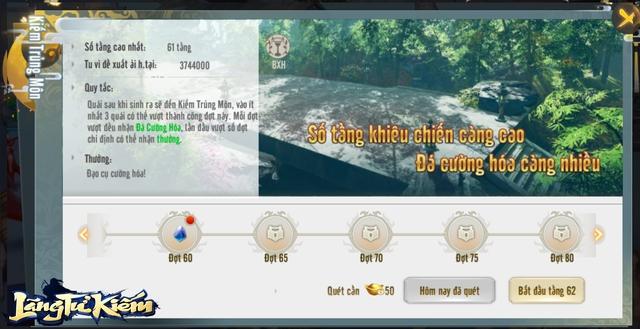 Không cần nạp, cứ vào Kho Bang là tha hồ đổi đồ xịn đồ hiếm: Dân cày cực hài lòng với Lãng Tử Kiếm 3D! - Ảnh 8.