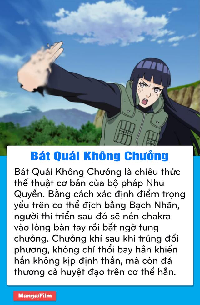 Naruto: Nhu Quyền - trường phái thể thuật mạnh nhất làng Lá nguy hiểm cỡ nào - Ảnh 4.