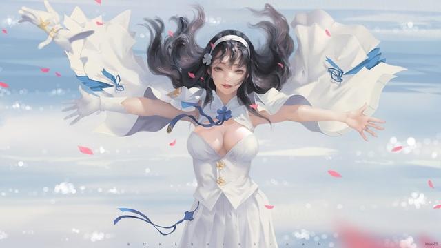 Vì ai cũng cần desktop ấn tượng, mời anh em tải về bộ sưu tập 20 hình nền phong cách anime tuyệt đẹp (P.2) - Ảnh 8.
