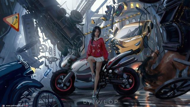 Vì ai cũng cần desktop ấn tượng, mời anh em tải về bộ sưu tập 20 hình nền phong cách anime tuyệt đẹp (P.2) - Ảnh 17.