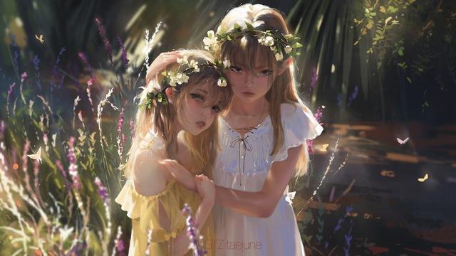 Vì ai cũng cần desktop ấn tượng, mời anh em tải về bộ sưu tập 20 hình nền phong cách anime tuyệt đẹp (P.2) - Ảnh 18.