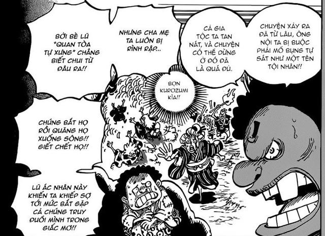 One Piece: Dù xấu xa cỡ nào thì Orochi vẫn xứng đáng nhận được lời xin lỗi từ gia tộc của Oden - Ảnh 2.