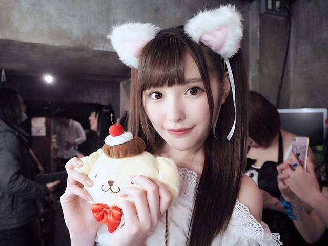 Xem loạt ảnh các mỹ nhân 18+ Nhật Bản hóa trang thành mèo - Ảnh 6.