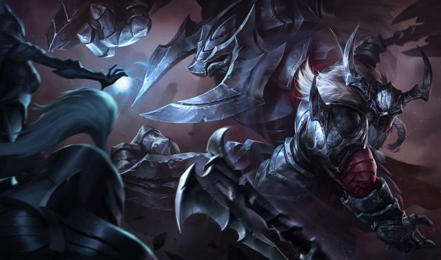 LMHT: 3 vị tướng đã mọc rêu vì bị Riot Games bỏ quên hơn 1 năm trời - Ảnh 3.