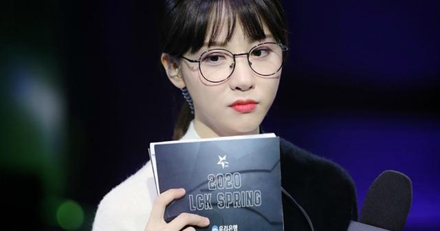 Nữ MC Kim Min-ah bình an vô sự, LCK chưa bị hoãn thi đấu - Ảnh 2.