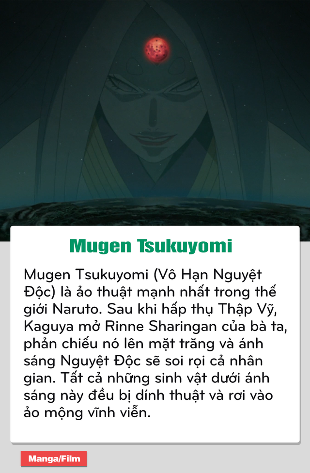 Naruto: Kaguya có những bí thuật gì mà khiến bà ta nguy hiểm hơn Madara gấp bội? - Ảnh 1.