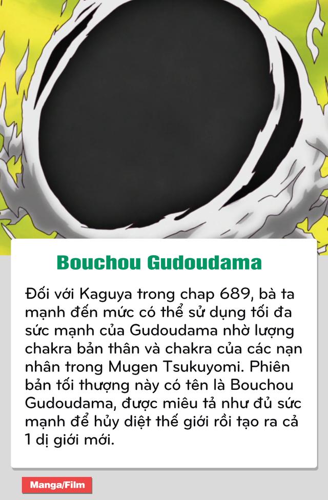 Naruto: Kaguya có những bí thuật gì mà khiến bà ta nguy hiểm hơn Madara gấp bội? - Ảnh 10.
