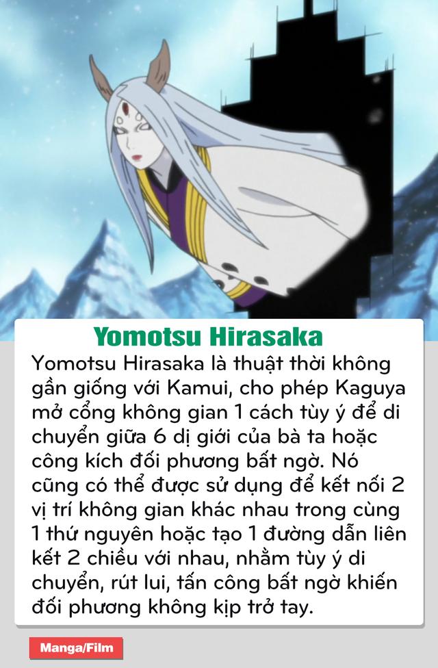 Naruto: Kaguya có những bí thuật gì mà khiến bà ta nguy hiểm hơn Madara gấp bội? - Ảnh 5.