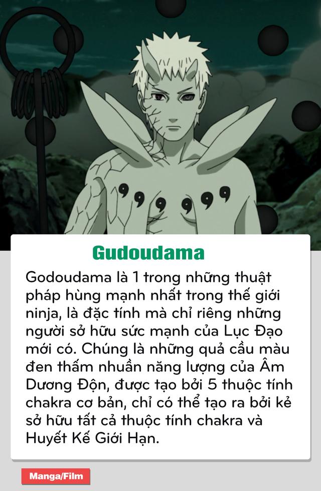 Naruto: Kaguya có những bí thuật gì mà khiến bà ta nguy hiểm hơn Madara gấp bội? - Ảnh 9.