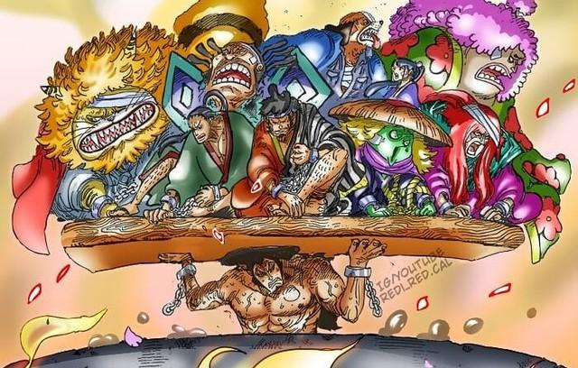 One Piece: Xuất hiện thêm một điểm tương đồng giữa Katakuri và Kaido, phải chăng họ thật sự là cha con? - Ảnh 1.