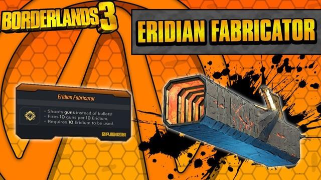 Top những vũ khí kỳ quặc nhất Borderland: 1% tác dụng, 99% tấu hài - Ảnh 1.