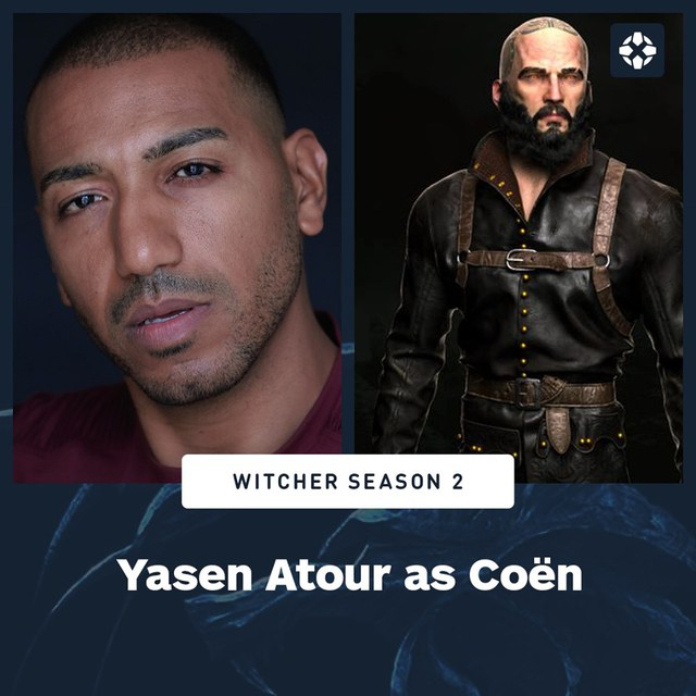 Revealing the hard new cast of blockbuster The Witcher Season 2 - Photo 2.