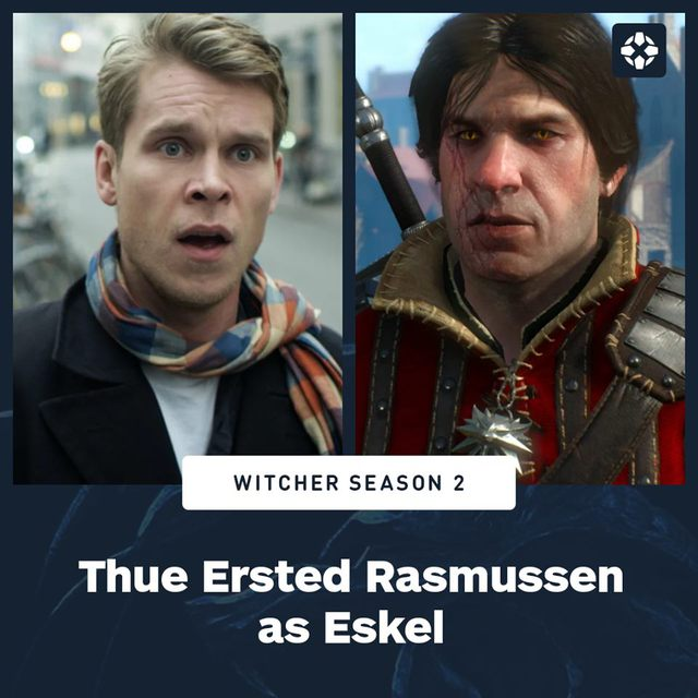 Revealing the hard new cast of blockbuster The Witcher Season 2 - Photo 3.