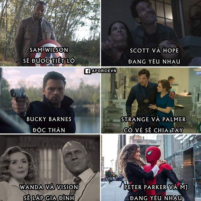 Siêu anh hùng Marvel, người hạnh phúc viên mãn, kẻ vẫn lủi thủi lẻ bóng một mình - Ảnh 3.