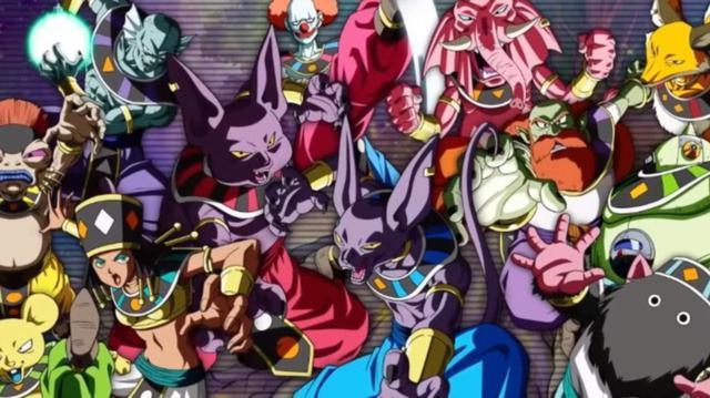Super Dragon Ball Heroes phần 2 sẽ là cuộc xâm lăng của các vị Thần Hủy Diệt - Ảnh 4.