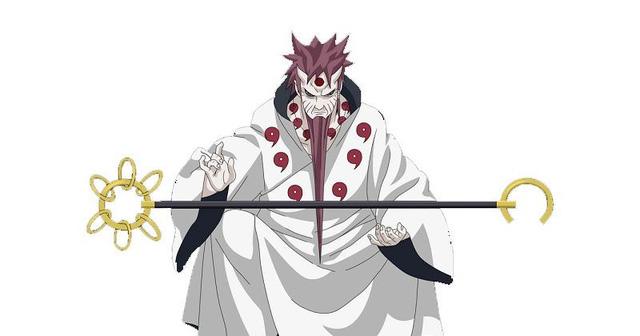 10 vũ khí huyền thoại giúp những kẻ mạnh như hổ mọc thêm cánh trong Naruto - Ảnh 8.