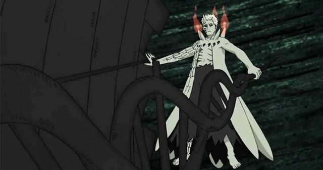 10 vũ khí huyền thoại giúp những kẻ mạnh như hổ mọc thêm cánh trong Naruto - Ảnh 9.
