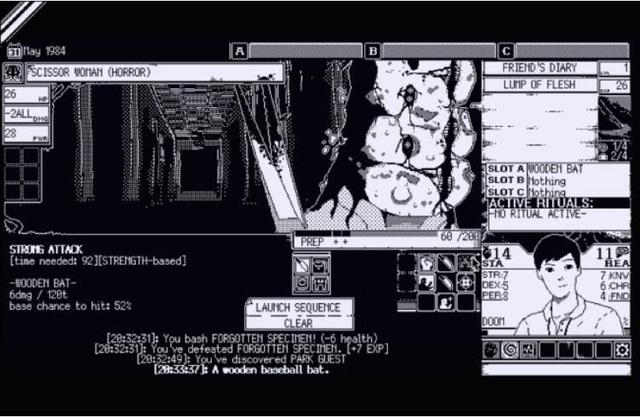 Xuất hiện game kinh dị 1-bit siêu ghê rợn, ai chơi cũng bị ám ảnh cực độ - Ảnh 1.