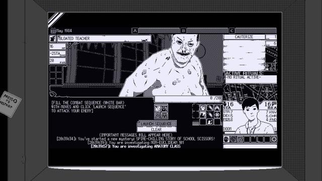 Xuất hiện game kinh dị 1-bit siêu ghê rợn, ai chơi cũng bị ám ảnh cực độ - Ảnh 2.