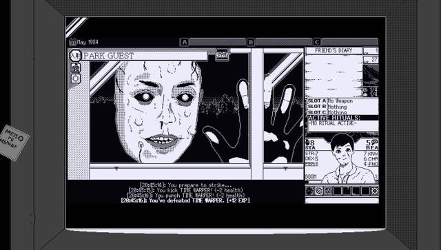 Xuất hiện game kinh dị 1-bit siêu ghê rợn, ai chơi cũng bị ám ảnh cực độ - Ảnh 3.