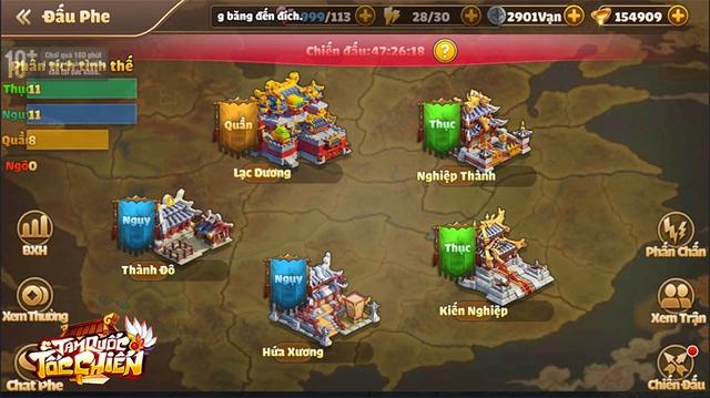 [GameK] 4 tướng di chuyển tự do, tứ hành tương khắc, hợp kích trảm địch nhân: Tam Quốc Tốc Chiến là tựa game chiến thuật KHÔNG giới hạn? - 9