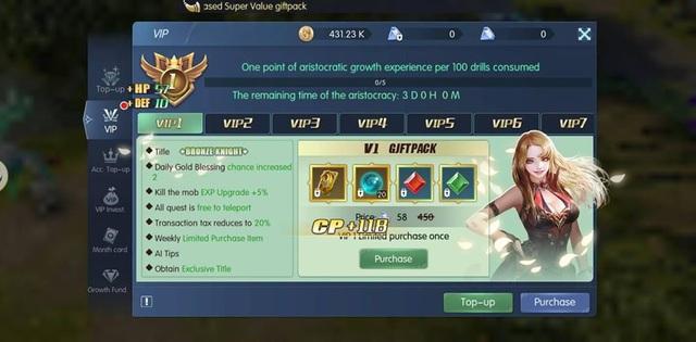 Vệ Thần Mobile TẶNG FREE VIP 3 toàn server khi ra mắt: Dân cày còn lý do gì để không chơi đây! - Ảnh 20.
